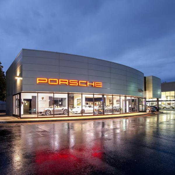 Lyle Pearson Porsche